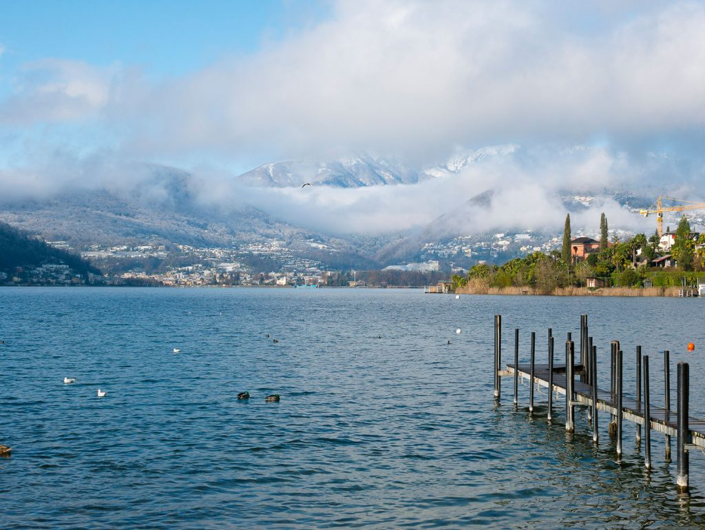 Associazione Vela Ceresio - Vista Lago